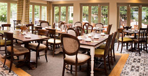Coach & Four, Restaurant, Wilmslow, Cheshire